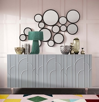 Tov Furniture Zoha Mirror