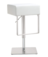 Tov Furniture Seville White Barstool