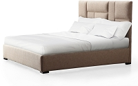Tov Connor Beige Bed in King