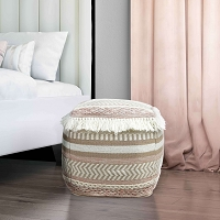Tov Furniture Shaka Pouf