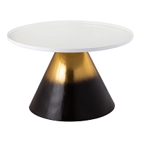 Tov Furniture Ombre Enamel Cocktail Table