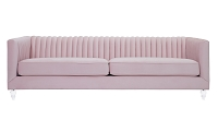 Tov Aviator Blush Sofa