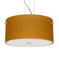 Tamburo 16 Cable-Hung Pendant Light | Besa Lighting