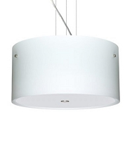 Tamburo 16 Stem-Mount Pendant Light | Besa Lighting
