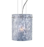 Tamburo 8 Stem-Mount Pendant Light | Besa Lighting