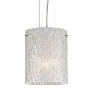 Tamburo 8 Cable-Hung Pendant Light | Besa Lighting