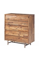Bushwick Wooden Chest | Tov Furniture