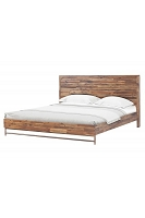Bushwick Wooden Queen Bed | Tov Furniture