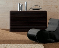 VIG Furniture SMA Matrix Ebony Dresser