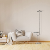 Parasol LED Floor Lamp W63441-002 | Worldwide Lighting
