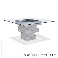 Carson Dining Table | Whiteline