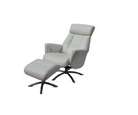 Addison Recliner | Whiteline