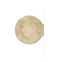 A Moon Wall Light | In-es Art Design