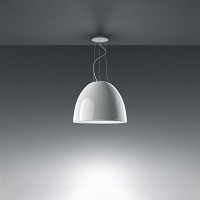 Nur Mini Gloss Pendant Light | Artemide