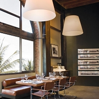 Amax Suspension Lamp | FontanaArte