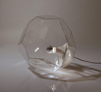 Asteroid Table Lamp Glass | Innermost