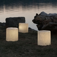 Bin F Nebula Outdoor Floor Lamp | In-es Art Design