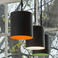 Bin Lavagna Pendant Light | In-es Art Design
