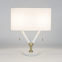 Up Blip Shorty Table Lamp | Lights Up!