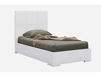 Anna Twin Bed | Whiteline