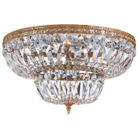 Crystorama 736-OB-CL-SAQ 14 Light Spectra Crystal Ceiling