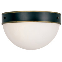Crystorama CAP-8503-MK-TG Capsule Outdoor 2 Light Ceiling