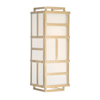 Crystorama DAN-402-VG Danielson 2 Light Gold Wall