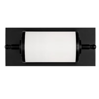 Crystorama FOS-A8050-MK Foster Black Vanity