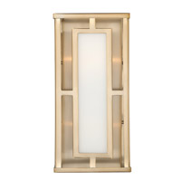 Crystorama HIL-992-VG Hillcrest 2 Light Gold Wall