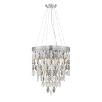 Crystorama HUD-A2219-CH Hudson 9 Light Chandelier
