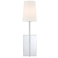 Crystorama LEN-251-CH Lena Wall Light