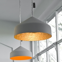 Cyrcus Cemento Pendant Light | In-es Art Design