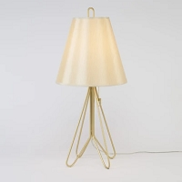 Up Flight Table Lamp - Gold | Lights Up!