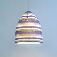 Flower Stripe Pendant Light | In-es Art Design