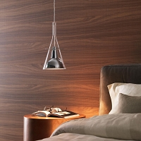 Flute 1 Suspension Lamp | FontanaArte