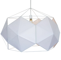 Up GEO Dezi Pendant | Lights Up!