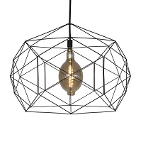 Up GEO Pendant | Lights Up!