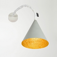Jazz A Cemento Wall Light | In-es Art Design