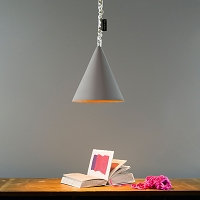 Jazz Cemento Pendant | In-es Art Design