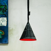 Jazz Lavagna Pendant Light | In-es Art Design
