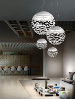 Kelly Sphere 50 Pendant Lamp | Lodes
