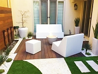 Mingle 4-piece Outdoor Seating Set | la-Fete Design
