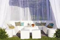 Romp-Club Now Instant Cabana | la-Fete Design