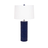 Up Lazuli Table Lamp - Lapis Blue | Lights Up!