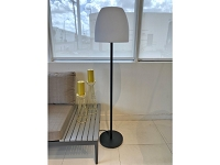 Leah Outdoor Floor Lamp | Whiteline