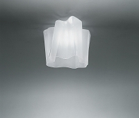 Logico Single Ceiling Light GU24 | Artemide