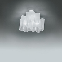 Logico Triple Nested Ceiling Light | Artemide