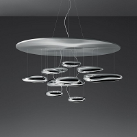 Mercury LED Pendant Light | Artemide