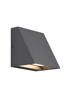 Pitch Single Wall Light LED | Tech Lighting