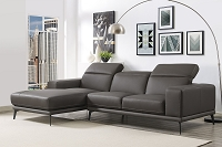 Preston Sectional | Whiteline